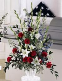 Glory Be™ Arrangement by McAdams Floral, Victoria|Cuero|Goliad|Edna|Port Lavaca, Texas (TX)  Funeral Florist