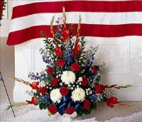 Greater Glory™ Arrangement by McAdams Floral, Victoria|Cuero|Goliad|Edna|Port Lavaca, Texas (TX)  Funeral Florist