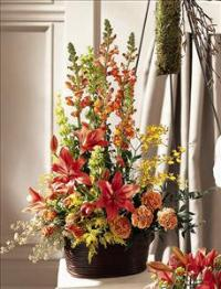 Eternal Friendship Arrangement by McAdams Floral, Victoria|Cuero|Goliad|Edna|Port Lavaca, Texas (TX)  Funeral Florist