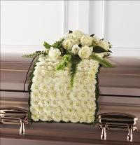 Blanket of Flowers by McAdams Floral, Victoria|Cuero|Goliad|Edna|Port Lavaca, Texas (TX)  Funeral Florist