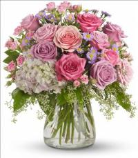 Your Light Shines by McAdams Floral, Victoria|Cuero|Goliad|Edna|Port Lavaca, Texas (TX)  Funeral Florist