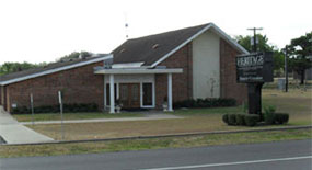Heritage Funeral Home, Victoria, Texas