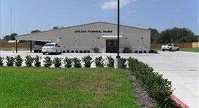 Goliad Funeral Home - Goliad, Texas