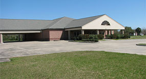 Oaklawn Funeral Home, Edna, Texas