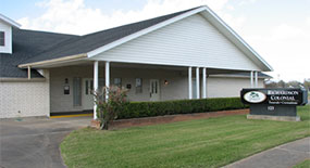 Richardson Colonial Funeral Home, Port Lavaca Texas