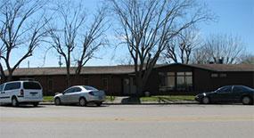 Slavik Funeral Home, Edna, Texas
