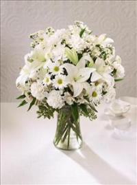 Angel Wings™ Arrangement by McAdams Floral, Victoria|Cuero|Goliad|Edna|Port Lavaca, Texas (TX)  Funeral Florist