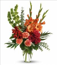 Days of Sunshine Bouquet by McAdams Floral, Victoria|Cuero|Goliad|Edna|Port Lavaca, Texas (TX)  Funeral Florist