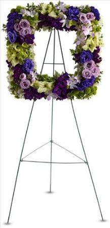 Picture of Heaven Spray by McAdams Floral, Victoria|Cuero|Goliad|Edna|Port Lavaca, Texas (TX)  Funeral Florist